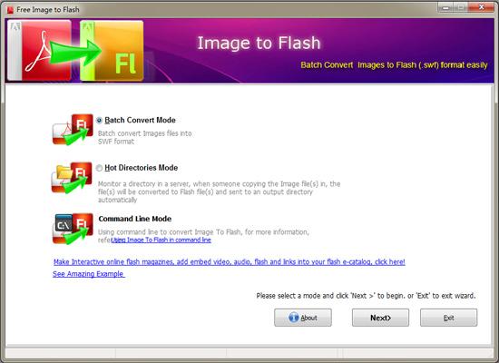 OnGet Flash Image Maker
